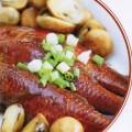 Cá phèn kho nấm - món ăn rất tốt cho những người giảm cân