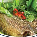 Hướng dẫn làm món canh cá rô đồng nấu rau cải ngon tuyệt