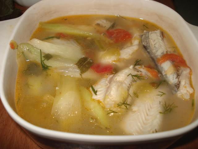 Nấu canh cá khoai cực kỳ đơn giản