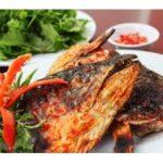 Bí quyết làm món đầu cá hồi chiên nước mắm cực kỳ ngon miệng