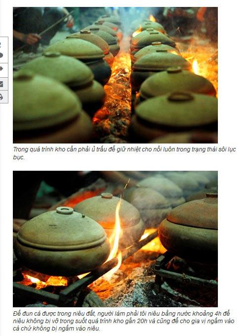 Bếp lửa luôn cháy hồng suốt ngày và đêm không ngừng nghỉ tại cơ sở sản xuất DASAVINA