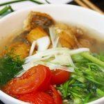 Hướng dẫn làm món canh cá rau cần thơm ngon đúng điệu