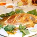 Cá chim sốt hải vị