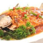 Công thức làm món cá chim sốt hải vị ngon tuyệt