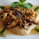 Thơm ngon bổ dưỡng với cá lóc hấp nấm đông cô