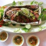 Hướng dẫn làm món cá nướng kiểu Thái ngon tuyệt