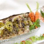 Cách làm món cá thu nướng ớt xanh cực đơn giản và ngon miệng