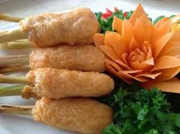 Cá thu nướng sả ăn là thích