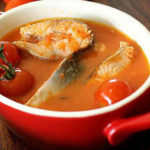 Bật mí công thức nấu canh cá chua cay kiểu Thái