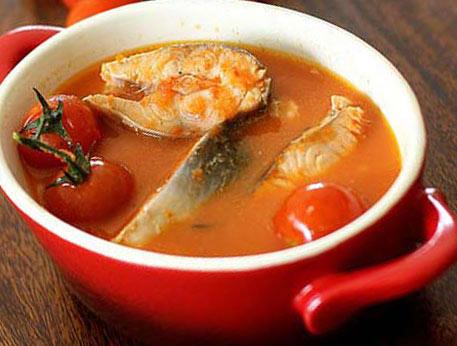 Canh cá chua cay kiểu Thái ngon tuyệt vời ông mặt trời