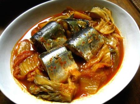 Kim chi cá ngừ ngon tuyệt cú mèo