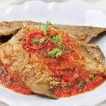 Công thức làm món cá chim chiên sốt cà chua ngon tuyệt