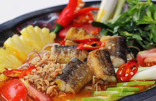 Cá ngừ um - món ngon xứ Quảng
