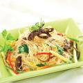 Miến xào lươn chiên giòn - món ăn ngon không thể chối từ