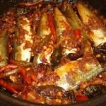 Cá nục kho tiêu- món cá kho ngon ngày đông