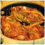 Đa dạng vị ngon với cá kho cùi dừa và dứa