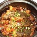 Cá rô kho thịt ba rọi ngon đậm đà