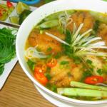 Cách làm bún cá rô đồng ngon ngọt, bổ dưỡng