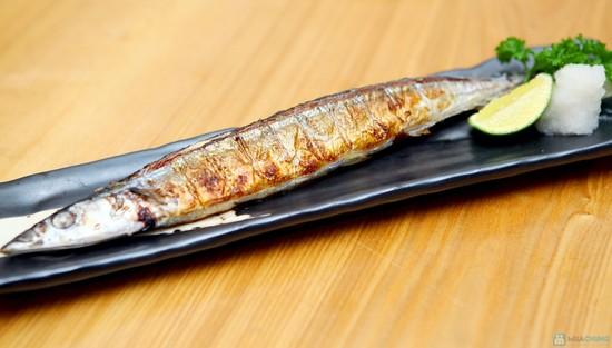 Cá kìm nướng thơm ngon