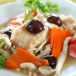 Đổi khẩu vị bữa ăn với cá thu sốt rau củ thơm ngon