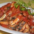 Cá trích kho cà chua- món ngon cho ngày se lạnh