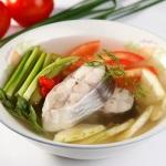 Cách nấu canh chua cá bông lau hấp dẫn