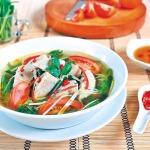 Canh cá thát lát ngon ngọt bổ dưỡng