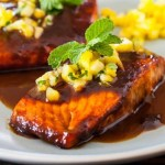 Cách làm cá diêu hồng sốt hạt lựu
