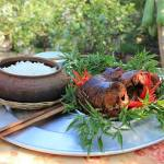 Giám đốc DASAVINA nói gì về món cá kho làng Vũ Đại?