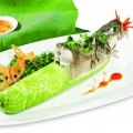 Cá lóc hấp bầu hấp dẫn thơm ngon và bổ dưỡng