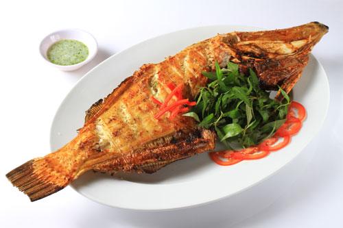 Món cá nướng ít dầu mỡ, ngon hấp dẫn