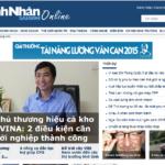 Ông chủ thương hiệu cá kho DASAVINA: 2 điều kiện cần để khởi nghiệp thành công- Báo DOANH NHÂN SÀI GÒN