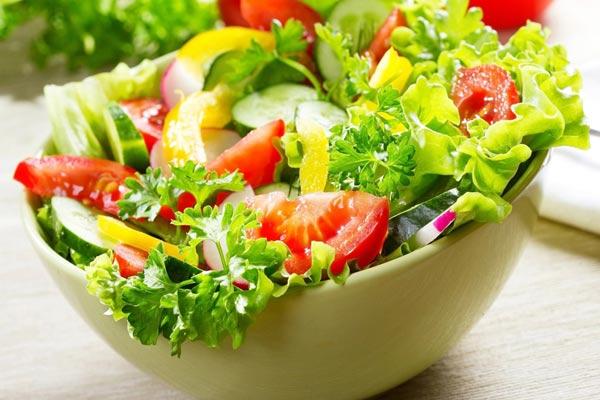 Tăng cường rau xanh trong thực đơn món ăn để có sức khỏe tốt