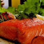 Cách làm cá hồi nướng cam