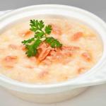 Bữa sáng bổ dưỡng với súp cá ngon thơm