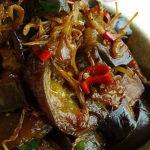 Ngon miệng với cá khô nấu cà tím