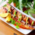 Cá nục nướng ớt kiểu Hàn cực hấp dẫn