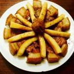 Công thức thịt kho dừa thơm ngon