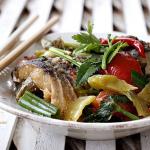 Công thức làm cá sòng kho cải chua ngon hấp dẫn cho bữa cơm chiều