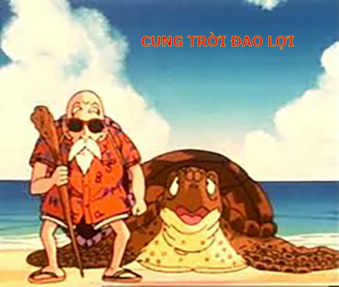 Cụ rùa Hồ Gươm đã được tái sinh lên cung trời Đao Lợi