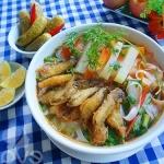 Cá diếc kho tiêu thơm ngon rất đưa cơm