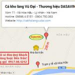 Tôi muốn mua Cá kho làng Vũ Đại thì mua ở đâu?