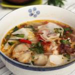 Công thức mới cho món cá nấu măng chua ngon ngây ngất