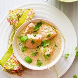 Cà ri cá kiểu Thái tuyệt ngon