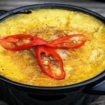 Ngon cơm với mắm cá lóc chưng thịt