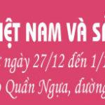 DASAVINA tham gia hội chợ Tự hào hàng Việt Nam và Sản phẩm truyền thống 2016 – 2017