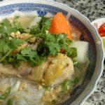 Cách nấu hủ tiếu gà thơm ngon, đơn giản và đảm bảo dinh dưỡng.